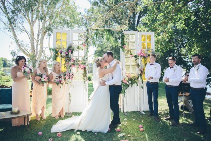 Garnish Driftwood Shed Wedding Jason Valler
